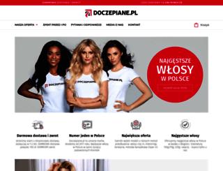 doczepiane.pl screenshot