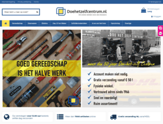 doehetzelfcentrum.nl screenshot