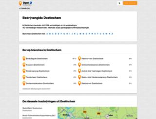 doetinchem.opendi.nl screenshot