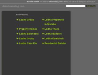 dofollowrating.com screenshot