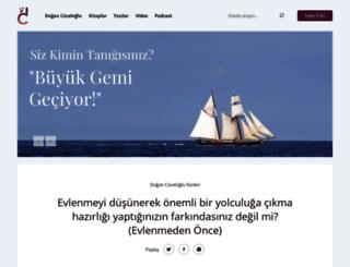 dogancuceloglu.net screenshot