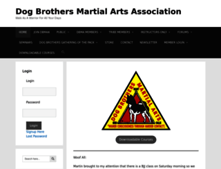 dogbrothers.com screenshot