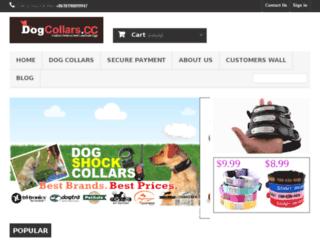 dogcollars.cc screenshot