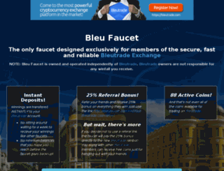doged.bleufaucet.com screenshot