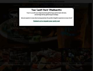 dogfishalehouse.com screenshot