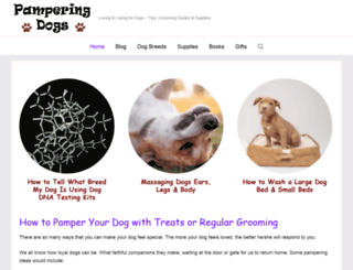 doggroomingcoursesonline.com screenshot