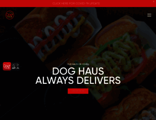 doghaus.com screenshot