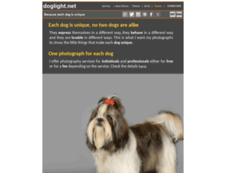 doglight.net screenshot