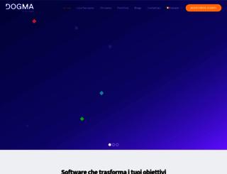 dogmasystems.com screenshot