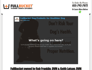 dogprobiotic.com screenshot
