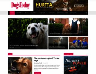 dogstodaymagazine.co.uk screenshot