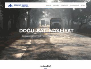 dogubatinakliyat.com screenshot