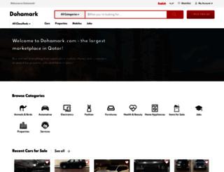 dohamark.com screenshot