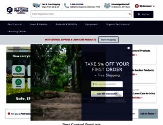 doityourselfpestcontrol.com screenshot