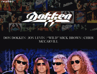 dokkencentral.com screenshot