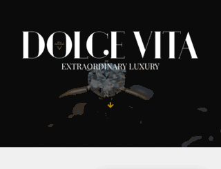 dolcevitadiamond.co.uk screenshot