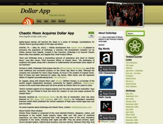 dollarapp.com screenshot