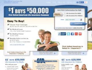 dollarfirstunited.com screenshot
