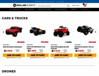 dollarhobbyz.com screenshot