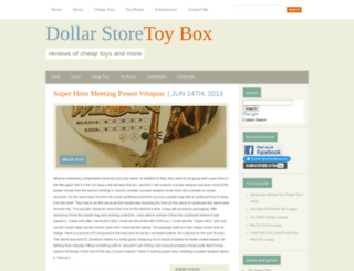 dollarstoretoybox.com screenshot