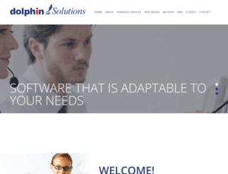 dolphin-it.com screenshot
