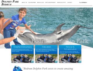 dolphinbodrum.com screenshot