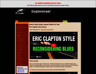 dolphinstreet.com screenshot