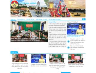 doluong.gov.vn screenshot