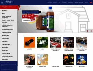 dom.tenzi.pl screenshot