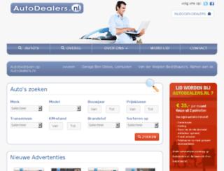 domacars.nl screenshot