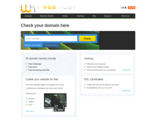 domain.i-whost.net screenshot