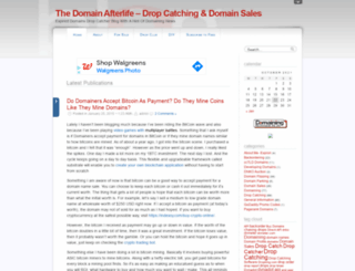 domainafterlife.com screenshot