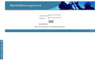 domaindns.com screenshot