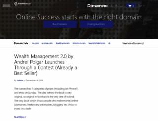 domainpros.com screenshot