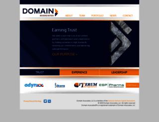 domainvc.com screenshot