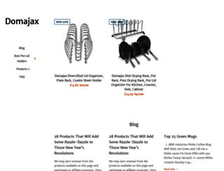 domajax.com screenshot