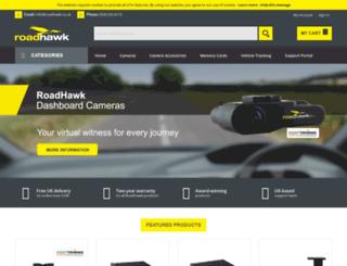 domestic.roadhawk.co.uk screenshot