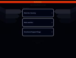 dominecultural.com.ar screenshot