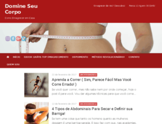 domineseucorpo.com screenshot