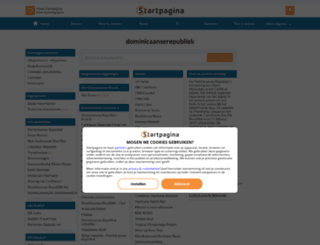 dominicaanserepubliek.startpagina.nl screenshot