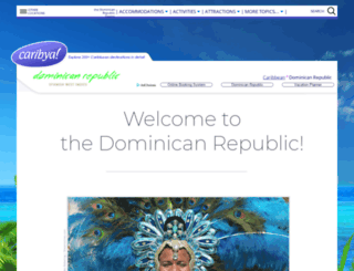 dominicanrepublic-guide.info screenshot