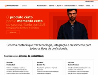 dominiosistemas.com.br screenshot