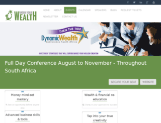 dominique-thom.dynamicwealthexclusive.co.za screenshot
