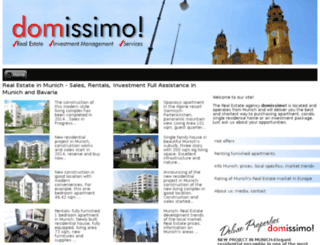 domissimo.eu screenshot