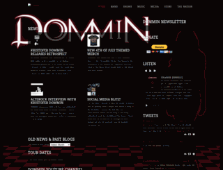 dommin.com screenshot