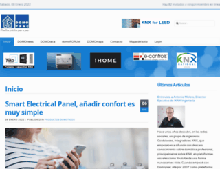 domoprac.com screenshot