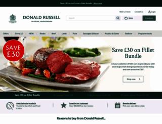 donaldrussell.com screenshot