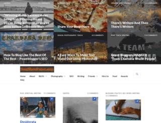 doncharisma.org screenshot