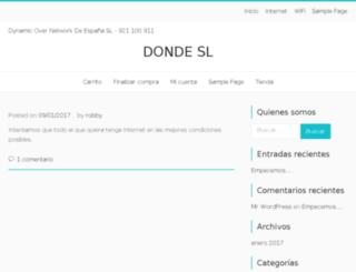 donde-es.net screenshot