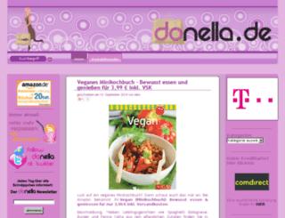 donella.de screenshot